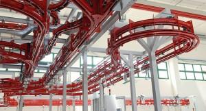 Power & free two-rail conveyor XD37/37-01