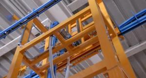 Power & free two-rail conveyor XD37/45-02