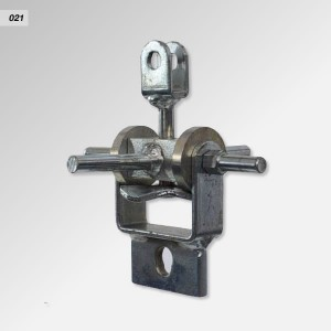 021 rotating spring latch hooks