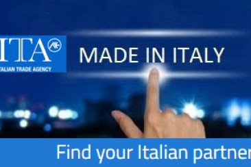 CM Automazione on ICE website as Italian Partners